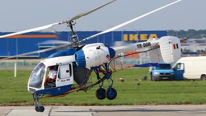 YR-DOR -  Kamov Ka-26