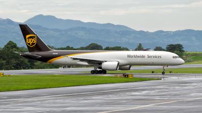 N465UP - UPS - United Parcel Service Boeing 757-200F