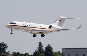 14+04 - Germany - Air Force Bombardier BD-700 Global 5000