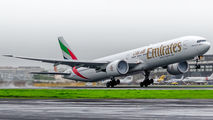 A6-ECD - Emirates Airlines Boeing 777-300ER aircraft
