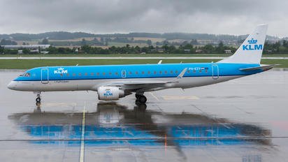 PH-EZY - KLM Cityhopper Embraer ERJ-190 (190-100)