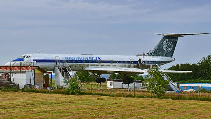 SP-LHG - Private Tupolev Tu-134A