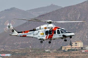 EC-LFP - Spain - Coast Guard Agusta / Agusta-Bell AB 139