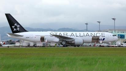 JA614A - ANA - All Nippon Airways Boeing 767-300ER