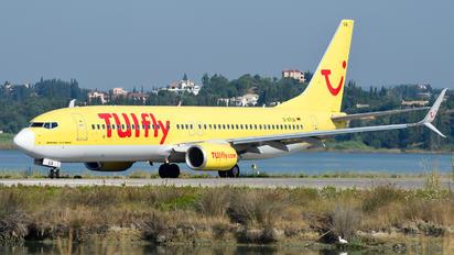 D-ATUA - TUIfly Boeing 737-800