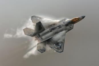 09-4180 - USA - Air Force Lockheed Martin F-22A Raptor