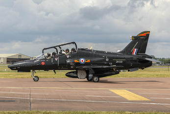 ZK021 - Royal Air Force British Aerospace Hawk T.2