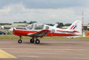 XX614 - Royal Air Force Scottish Aviation Bulldog