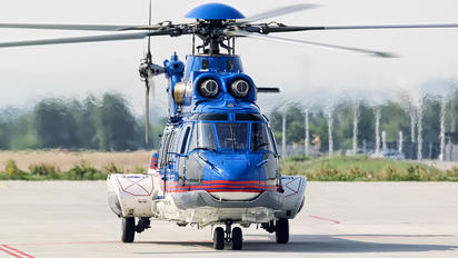 OY-HOM - Dancopter Eurocopter AS225 LP
