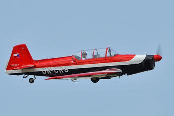 OK-CRS - Private Zlín Aircraft Z-526F
