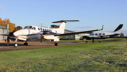 G-RANN - Private Beechcraft 300 King Air 350