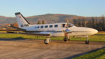 OE-FAN - Private Cessna 441 Conquest aircraft