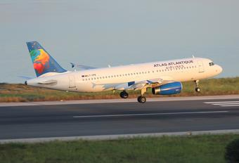 LY-SPB - Atlas Atlantique Airlines Airbus A320