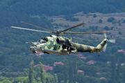 142 - Bulgaria - Air Force Mil Mi-24V aircraft