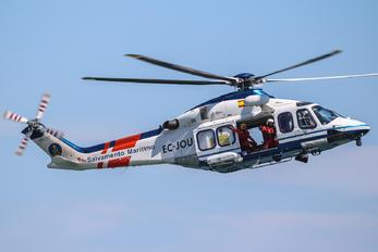 EC-JOU - Spain - Coast Guard Agusta Westland AW139