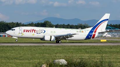 EC-MCI - Swiftair Boeing 737-400F