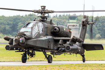 Q-14 - Netherlands - Air Force Boeing AH-64D Apache