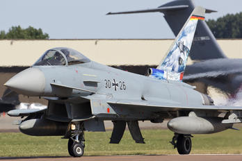30-26 - Germany - Air Force Eurofighter Typhoon
