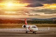 HB-JRB - REGA Swiss Air Ambulance  Canadair CL-600 Challenger 604 aircraft