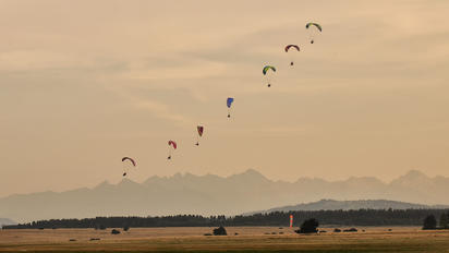 - - Private Parachute Fan