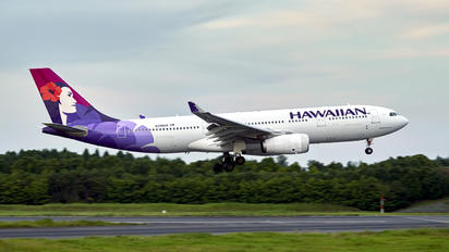 N396HA - Hawaiian Airlines Airbus A330-200