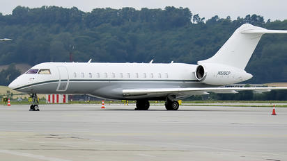 N519CP - Private Bombardier BD-700 Global Express