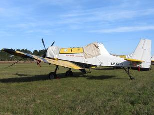 LV-CES - Plan Nacional del Manejo del Fuego PZL M-18B Dromader