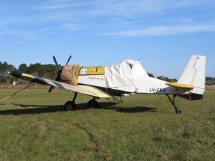 LV-CEQ - Plan Nacional del Manejo del Fuego PZL M-18B Dromader