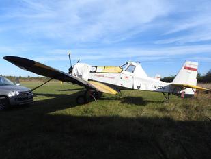 LV-CDJ - Plan Nacional del Manejo del Fuego PZL M-18B Dromader