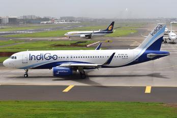 VT-IFQ - IndiGo Airbus A320