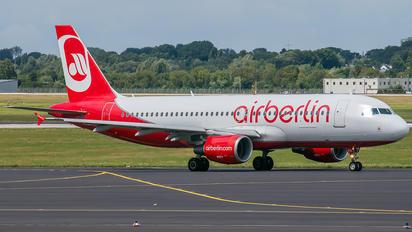 D-ABFH - Air Berlin Airbus A320