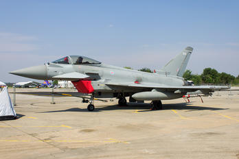ZJ928 - Royal Air Force Eurofighter Typhoon FGR.4