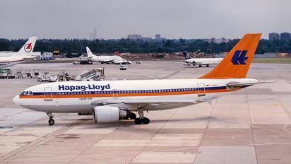 D-AHLB - Hapag-Lloyd Airbus A310