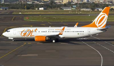 PR-GTL - GOL Transportes Aéreos  Boeing 737-800