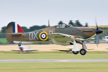 G-ROBT - Private Hawker Hurricane I