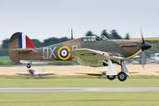 G-ROBT - Private Hawker Hurricane I aircraft