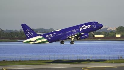 N531JL - JetBlue Airways Airbus A320