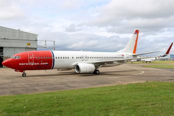 EI-FJF - Norwegian Air International Boeing 737-800