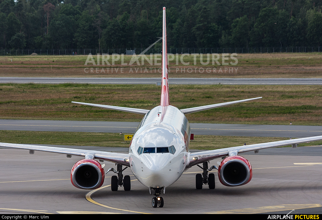 Corendon Airlines 9H-TJG aircraft at Nuremberg