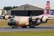 347 - Jordan - Air Force Lockheed C-130H Hercules aircraft