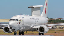 A30-006 - Australia - Air Force Boeing 737-700 Wedgetail aircraft
