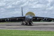 60-0002 - USA - Air Force Boeing B-52H Stratofortress aircraft