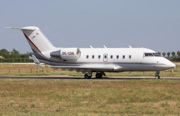 OE-IDG - Private Canadair CL-600 Challenger 604