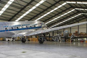 SE-CFP - SAS - Flygande Veteraner Douglas C-47A Skytrain