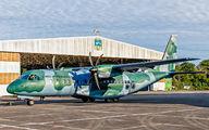 2800 - Brazil - Air Force Casa C-105A Amazonas aircraft