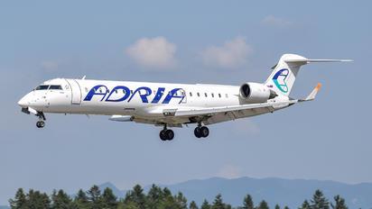 S5-AAW - Adria Airways Bombardier CRJ-700