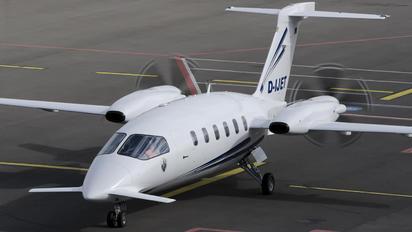 D-IJET - Private Piaggio P.180 Avanti I & II