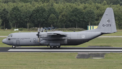 G-273 - Netherlands - Air Force Lockheed C-130H Hercules