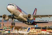 PR-MHA - TAM Airbus A320 aircraft