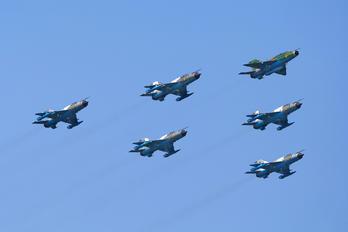 9541 - Romania - Air Force Mikoyan-Gurevich MiG-21UM Lancer B